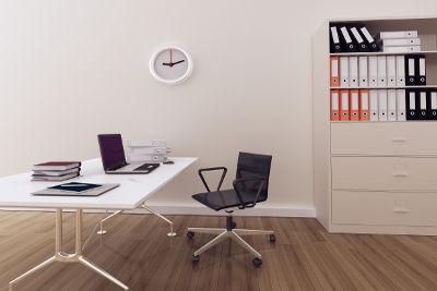 Bürovermietung